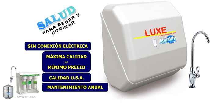 Aqualife premium water depuradora osm tica dom stica - Depuradora agua domestica ...